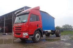 青岛解放 龙V中卡 180马力 4X2仓栅式载货车底盘(CA5167CCYPK2L2E4A80-1) 卡车图片