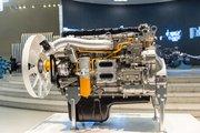 潍柴WP9H310E50 310马力 8.8L 国五 柴油发动机