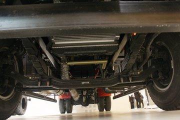 福田 瑞沃中卡 168马力 4X2 7.6米厢式载货车(BJ5156XXY-1)图片