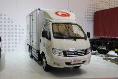 福田 时代K1 95马力 3.34米纯电动厢式轻卡(BJ5036XXYEV2)
