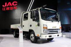 江淮 帅铃K340 152马力 3.145米双排栏板轻卡(HFC1041R73K1C3V-1) 卡车图片