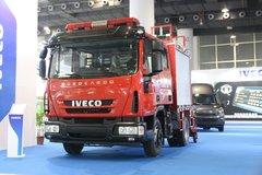 依维柯  Eurocargo(进口) ML100E22 217马力 4X2小型水罐消防车底盘