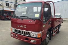江淮 骏铃E3 95马力 3.7米单排栏板轻卡(HFC1040P93K8B4) 卡车图片