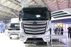 福田 欧曼EST重卡 430马力 4X2牵引车(BJ4189SLFKA-A7) 卡车图片