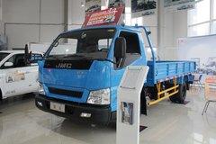 江铃 新凯运 116马力 4.1米单排栏板轻卡(宽体)(JX1042TG25)