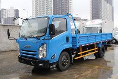 江铃 凯运升级版 宽体 普通款 116马力 4.1米单排栏板轻卡(液刹)(JX1045TG25)图片