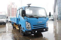 江铃 凯运升级版 宽体 116马力 4.1米单排栏板轻卡(液刹)(JX1045TG25) 卡车图片