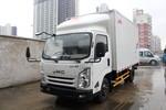 江铃 凯运升级版 中体 普通款 116马力 4.1米单排厢式轻卡(液刹)(JX5040XXYXGC2)