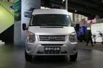 江铃汽车 新世代全顺 2021款 140马力 11座 2.2T自动 Pro短轴中顶普通型客车(国六)图片
