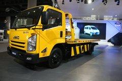 江铃 凯锐800 109马力 3360轴距单排平板运输车 卡车图片