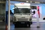 江铃 凯运升级版 宽体 116马力 4.1米单排厢式轻卡(气刹)(JX5042XXYXGA2)