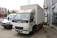 江铃 新顺达 116马力 4.2米单排厢式轻卡(加大货柜)(JX5044XXYXGQ2) 卡车图片