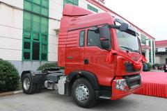 中国重汽 HOWO T5G重卡 340马力 4X2牵引车(ZZ4187N361GE1) 卡车图片