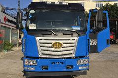 一汽柳特 金陆中卡 180马力 4X2 6.8米仓栅式载货车底盘(LZT5160CCYPK2E5L3A95)