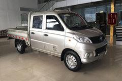 福田 伽途T3 1.5L 112马力 汽油 2.1米双排栏板式微卡(BJ1036V4AV5-A2) 卡车图片