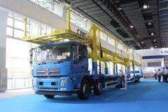 东风 天锦 270马力 中置轴轿运车 卡车图片