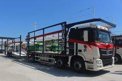 福田 欧曼GTL 6系重卡 280马力 6X2 中置轴车辆运输车 卡车图片