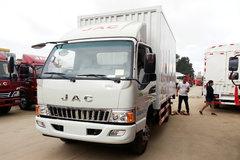 江淮 骏铃E6 143马力 4.15米单排厢式轻卡(HFC2043XXYP91K1C2) 卡车图片