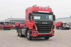 江淮 格尔发K5W重卡 350马力 6X4牵引车 卡车图片