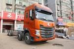 东风柳汽 乘龙H7重卡 350马力 8X4 9.6米仓栅式载货车底盘(LZ5313CCYH7FB)