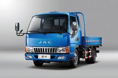 江淮 骏铃E3 88马力 3.8米排半栏板轻卡(HFC1041P93K4C2) 卡车图片