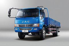 江淮 骏铃E7 154马力 4.8米排半栏板轻卡(HFC1056P91K1C6V) 卡车图片