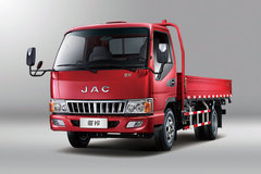 江淮 骏铃E5 102马力 4.2米单排栏板轻卡(HFC1045P82K1C2) 卡车图片