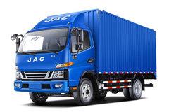 江淮 骏铃E5 95马力 4.2米单排厢式轻卡(HFC5045XXYP82K1C2) 卡车图片