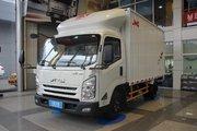 江铃 凯运升级版 宽体 普通款 116马力 4.08米单排厢式轻卡(液刹)(JX5042XXYXGA2)