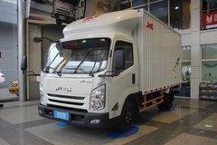 江铃 凯运升级版 宽体 普通款 116马力 4.08米单排厢式轻卡(液刹)(JX5042XXYXGA2)图片