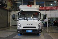 江铃 顺达宽体 129马力 4.07米单排厢式轻卡(JMT5045XXYXGA2)