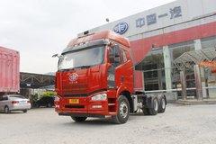 一汽解放 J6P重卡 舒适版 420马力 6X4危险品牵引车(CA4250P66K24T1E5Z)图片
