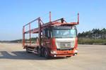 联合卡车 U290重卡 290马力 6X2 中置轴轿运车(蓬翔457后桥)(QCC5212TCLD659Z)图片