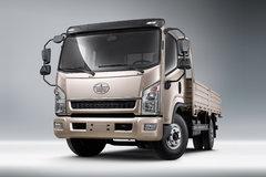 一汽红塔 解放新金铃 115马力 3.8米排半栏板轻卡(CA1040K6L3R5E4) 卡车图片