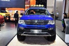 长丰 猎豹CT7 2017款 进取型 标双版 1.9T柴油 两驱 双排皮卡 卡车图片