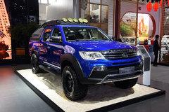 长丰 猎豹CT7 2017款 卓越型 标双版 1.9T柴油 四驱 双排皮卡