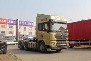 陕汽重卡 德龙X3000 550马力 6X4牵引车(12挡)(SX4250XC42)