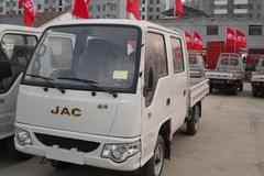 江淮 康铃X1 1.3L 87马力 2.5米双排栏板微卡(国五)(HFC1020RW4E1B4DV) 卡车图片