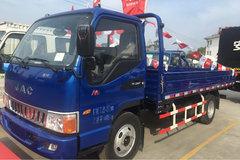 江淮 康铃M1 95马力 4.2单排栏板轻卡(HFC1045P82K1C2) 卡车图片
