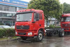陕汽重卡 德龙L3000 185马力 4X2 6.8米排半载货车底盘(SX1168MG501Y)