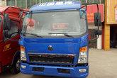 中国重汽HOWO 悍将 129马力 4.2米单排仓栅式轻卡底盘(ZZ5047CCYF3315E145)