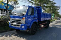 四川现代 新鸿运 130马力 4.1米自卸车(CNJ3060ZGP37M) 卡车图片