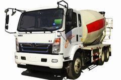 中国重汽 豪曼H3 160马力 6X4 7方混凝土搅拌车(ZZ5238GJBG47EB0)