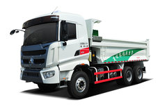 三一集团 V5重卡 310马力 6X4 5.4米环保智能自卸车(玉柴)(HQC3250ZZX1E) 卡车图片