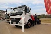 东风 凯普特K6-L 平原版 150马力 4.17米单排栏板轻卡(EQ1080S8BDB)