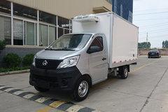 长安 星卡 112马力 4X2 冷藏车湖北江南(江特牌)(JDF5020XLCS5)