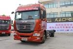联合卡车 U380重卡 380马力 4X2 中置轴列车底盘(QCC5182ZKXD651Z)