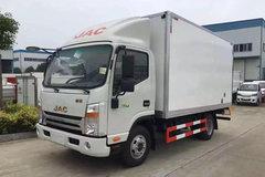 江淮 帅铃H330 141马力 4X2 单排冷藏车(HFC5048XLCP71K1C2)