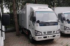 庆铃 五十铃600P 130马力 4.25米单排厢式轻卡 卡车图片