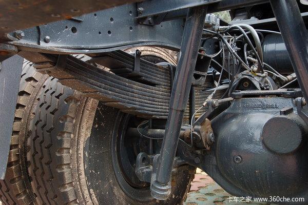 卡车钢板弹簧润滑技巧